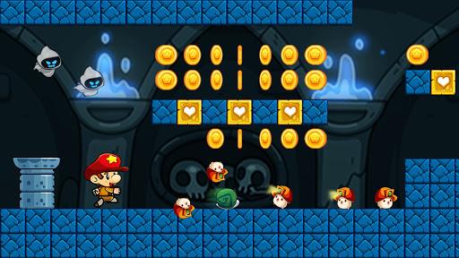 Super Bob's World: Jungle Adventure- Free Run Game 1.233 screenshots 3
