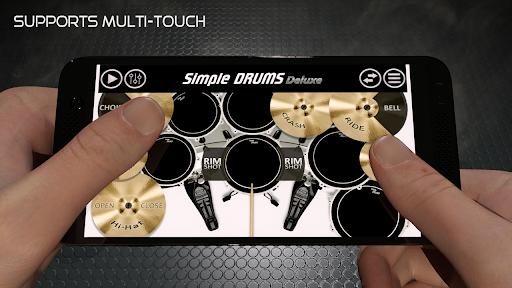 Simple Drums Deluxe - The Drum Simulator  Screenshots 3