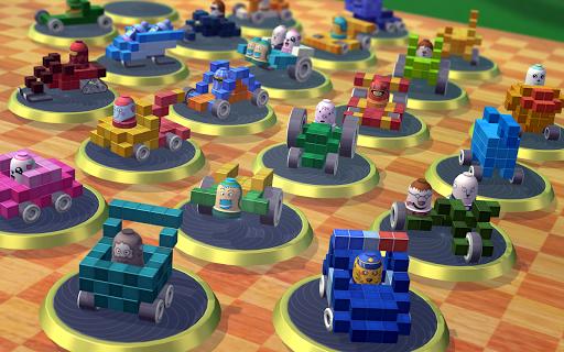 Pixel Car Racing - Voxel Destruction 1.1.2 screenshots 10