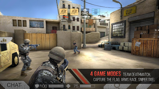 Code Triche Standoff Multiplayer (Astuce) APK MOD screenshots 3