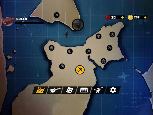 Gunner War - Air combat Sky Survival android2mod screenshots 9