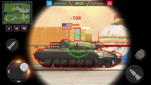 Furious Tank: War of Worlds 1.11.0 screenshots 3