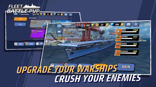 Fleet Battle PvP 2.7.0 screenshots 2