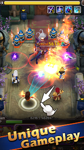 How to hack Hyper Heroes: Marble-Like RPG for android free