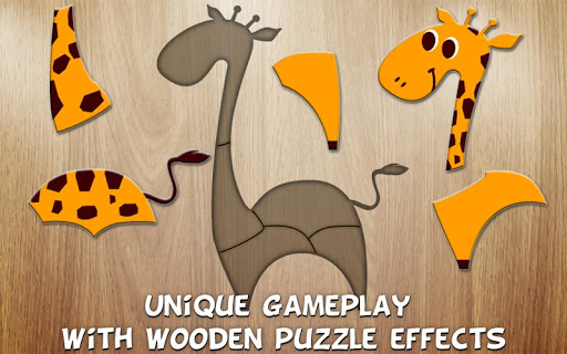 384 Puzzles for Preschool Kids Apk 2