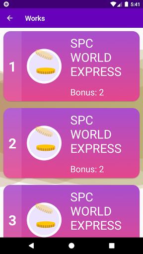 SPC World Express Ltd. 1.9.8 Screenshots 5