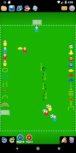 Coach Tactic Board: Soccer 1.3 Screenshots 2