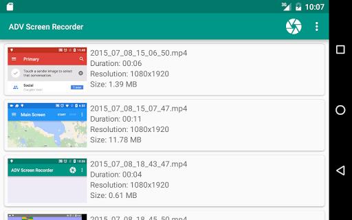 ADV Screen Recorder  Screenshots 14
