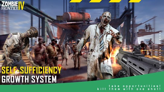 Zombie Frontier 4 MOD APK Latest Version 2021** 4