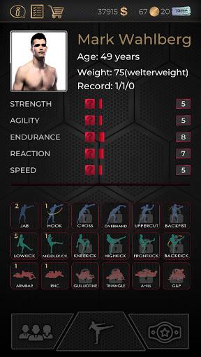 MMA Simulator Offline 03042021 screenshots 1