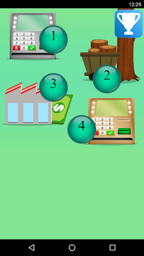ATM cash and money simulator game 2 Apkfinish screenshots 5