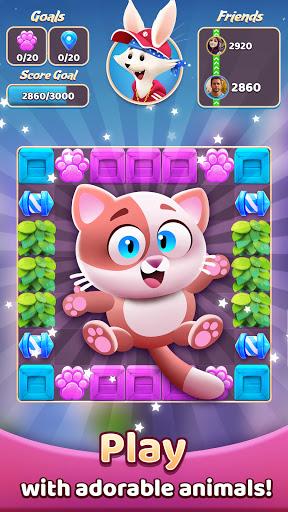 Wonderful World: New Puzzle Adventure Match 3 Game  screenshots 8