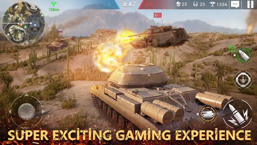 Tank Warfare: PvP Blitz Game 1.0.19 screenshots 10