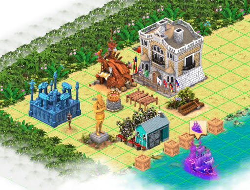 Volcano Island: Tropic Paradise 1.4.0 screenshots 8