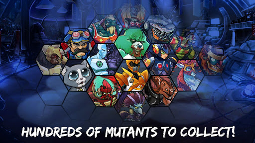 Mutants Genetic Gladiators 72.441.164675 screenshots 5