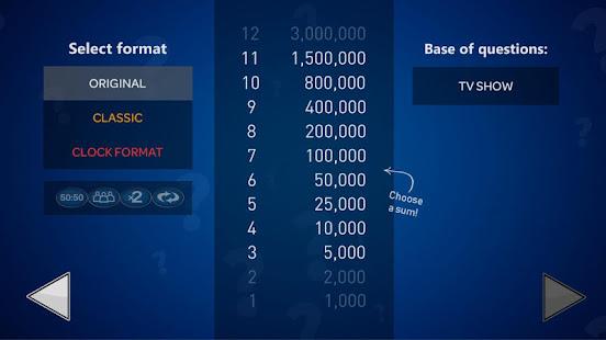 Millionaire 2020 Free Trivia Quiz Game screenshots 16