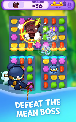 Cookie Run: Puzzle World 2.4.0 screenshots 10