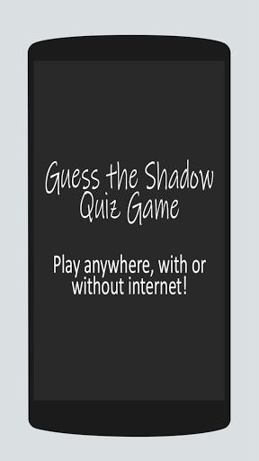 Guess the Shadow Quiz Game 2020 screenshots 1
