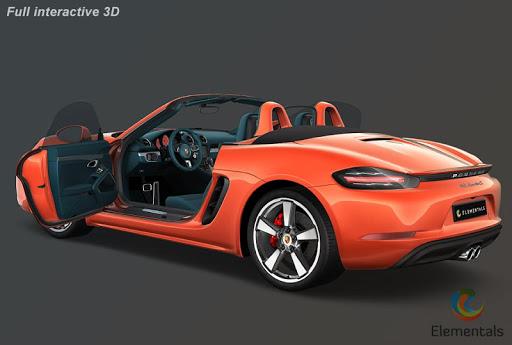 Car 3D Configurator 2.1 screenshots 1