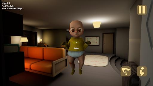 The Baby In Yellow 1.1 screenshots 4
