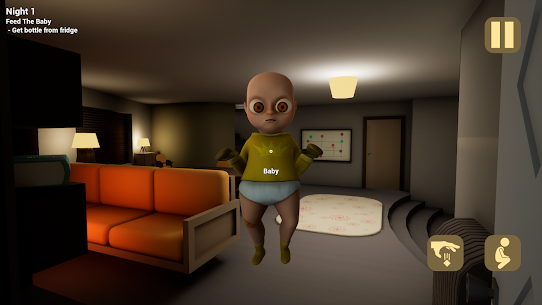 The Baby In Yellow MOD APK (No Ads) Download 4
