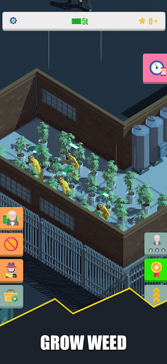 Gang Inc. - 3d Idle Mafia Tycoon 1.0.4 screenshots 2