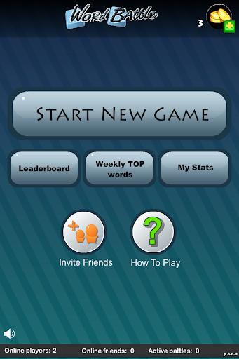 Word Battle 10.5.08 screenshots 1