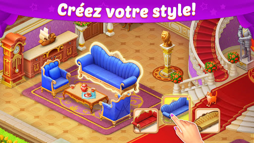 Castle Story: Puzzle & Choice APK MOD – Monnaie Illimitées (Astuce) screenshots hack proof 2