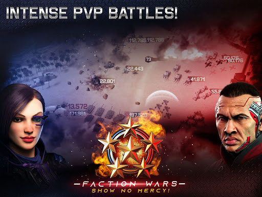 War Planet Online: Real-Time Strategy MMO Game 3.7.3 screenshots 9