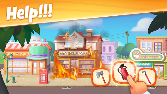 Town Story: Renovation & Match-3 Puzzle Game 1