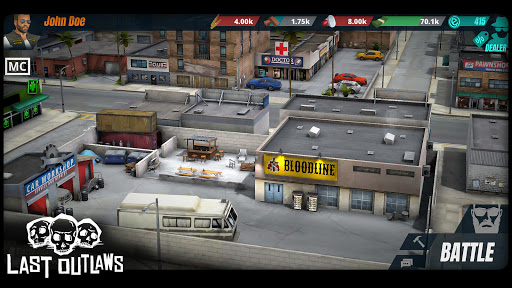 Last Outlaws: The Outlaw Biker Strategy Game 1.0.11 screenshots 2
