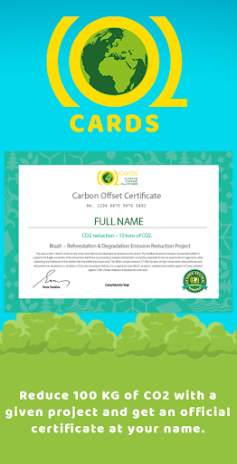 CO2 Cards - Play & reduce real-life CO2 emissions! 1.2.8 screenshots 5