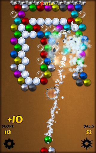 Magnet Balls PRO Free: Match-Three Physics Puzzle screenshots 21