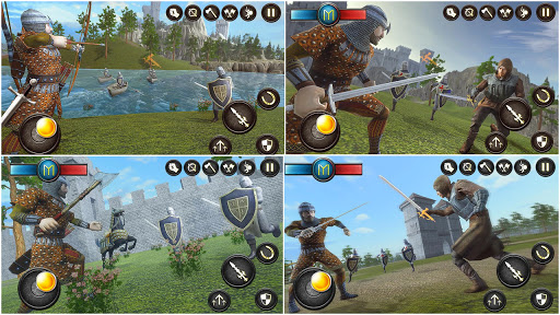 Osman Gazi 2021:  New Fighting Games 2021- apkpoly screenshots 5