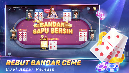 MVP Domino QiuQiuu2014KiuKiu 99 Gaple Slot game online 1.4.5 screenshots 5