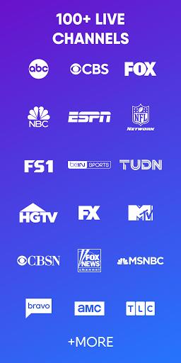 fuboTV: Watch Live Sports, TV Shows, Movies & News Apkfinish screenshots 1