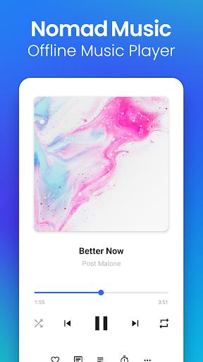 Offline Music Player & MP3 Player screenshots 2