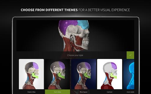 Anatomyka - 3D Human Anatomy Atlas 2.1.5 Screenshots 23