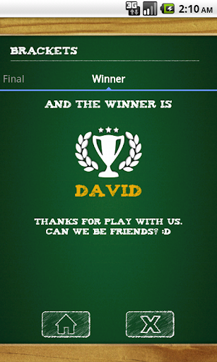 The Tournaments Manager v1.9 Android Screenshots 7