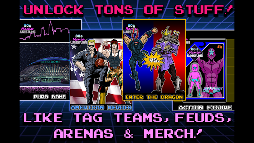 80s Mania Wrestling Returns 1.0.77 screenshots 9