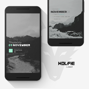 Wolfie for KWGT Apk [Paid] Download for Android 5
