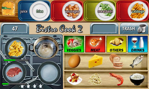 Bistro Cook 2 filehippodl screenshot 2
