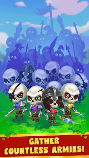 Idle Necromancer Miner – clicker tycoon game