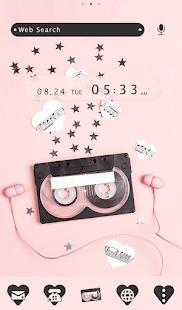 Image For Nostalgic Wallpaper Sweet Music Theme Versi 1.0.0 3