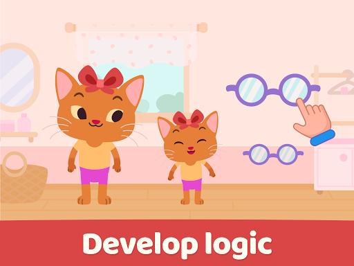 Birthday Stories - game for preschool kids 3,4,5,6 1.07 screenshots 13