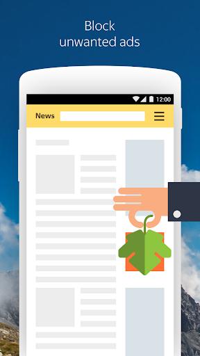 Yandex Browser (beta) Apkfinish screenshots 4