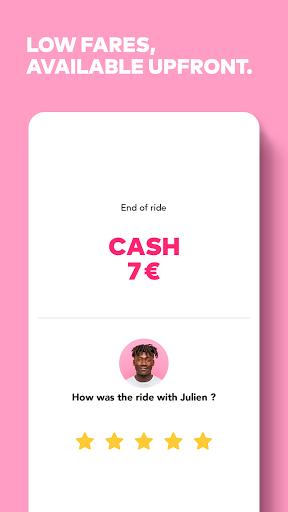 Heetch - Ride-hailing app 4.51.1 Screenshots 5