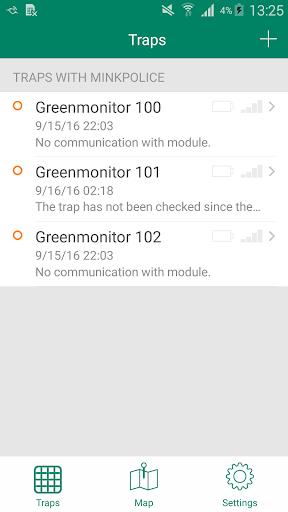 kiratin green monitor screenshot 1