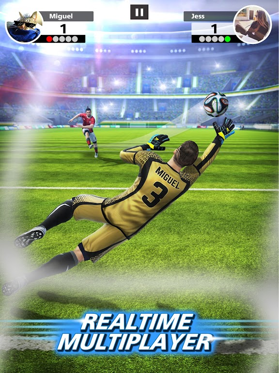 Football Strike - Multiplayer Soccer  poster 13