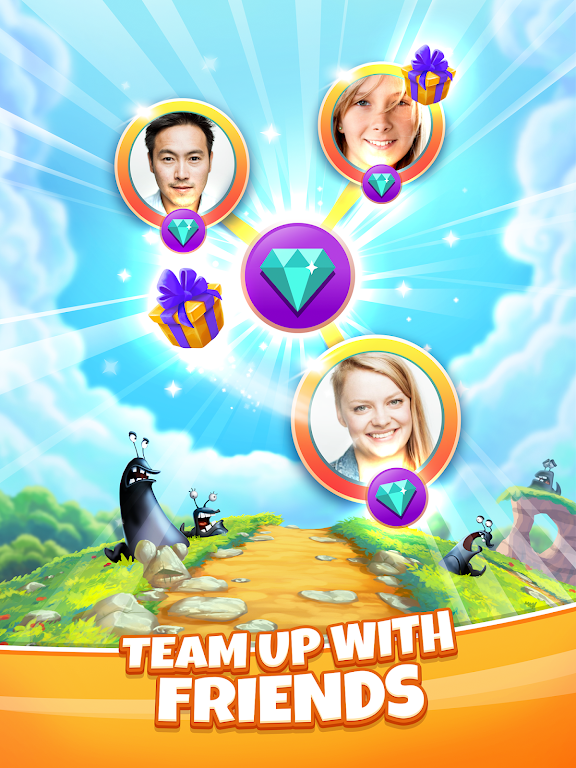 Best Fiends Stars - Free Puzzle Game poster 12
